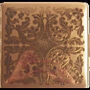 Vintage Unused Elgin American Compact with Box