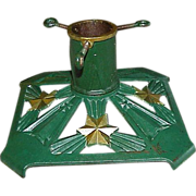 Cast Iron Christmas Tree Stand