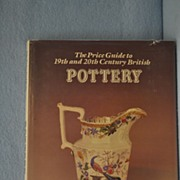 The Price Guide to 19th & 29th Century British Pottery 2nd Edition.