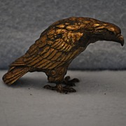 Austrian Bronze Eagle