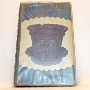 SALE Vintage Sandwich Glass Reference Guide Ruth Webb Lee 1947
