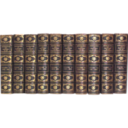 Messages and Papers U.S. Presidents 1789-1897 compiled by James D. Richardson 10 Volumes ...