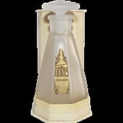 "C. 1910 Jergens ""Doris"" Perfume Bottle in Original Celluloid Presentation Box"