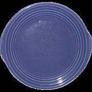 SALE Vintage Art Deco Homer Laughlin Harlequin Style Chop Plate