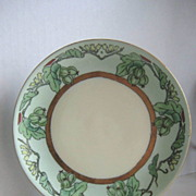 "Hutchenreuther 7"" Plate Melons Signed Hand Painted"