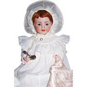 "21"" Kammer Reinhardt Simon Halbig Character Baby Doll Mold126 Mein Liebling's Baby Gorgeo"