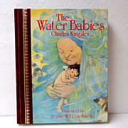 Charles Kingsley THE WATER BABIES.  Jessie Willcox Smith Illus.  Beautiful Edition.  As New Co