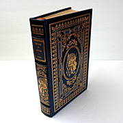 Web Of Victory by Earl Miers.  Genuine Leather.  Civil War.  Vicksburg.  Easton Press.  As New