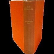 The Edwardians by V. Sackville-West.  Pub. Leonard & Virginia Woolf.   HOGARTH PRESS.  1st Ed.