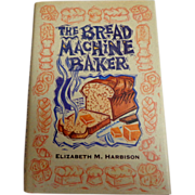 Bread Machine Baker.  Delicious Bread Recipes.  As New Condition.