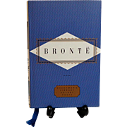 SOLD BRONTE.  Poems of  Emily Bronte author of Wuthering Heights.  Pocket Size.  As New Condit