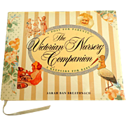 Victorian Nursery Companion.  Baby Book Keepsake.  1ST Ed.  1992.   Lovely.  As New.