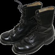 1966 Vietnam BF Goodrich Military Jump Boots