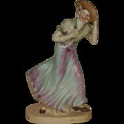 SALE Beautiful Occupied Japan Lady Figurine