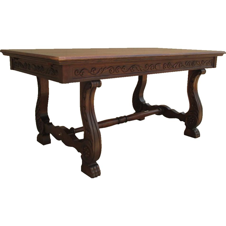 antique dining furniture value home decoration club. Black Bedroom Furniture Sets. Home Design Ideas