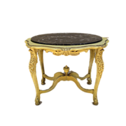 Italian Antique Marble Top Side Table Antique Furniture