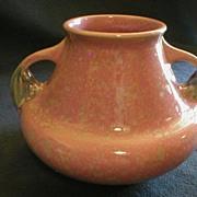 """Roseville Pottery """"Tuscany"""" Vase #341-5"""