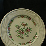 "Wedgwood ""Plymouth"" Pattern Chop Plate/Round Platter"