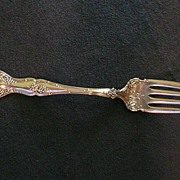 1847 Rogers Brothers Vintage Pattern Cold Meat Fork