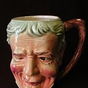 Ucagco Company - Occupied Japan - Figural Face Mug
