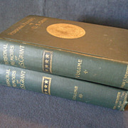 Personal Memoirs of Ulysses S (U.S.) Grant  - 1st Edition, 2 Volume Set