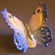 """SOLD Karl Ens Volkstedt Porcelain """"Butterfly"""" Figurine"""