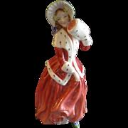 "Royal Doulton ""Christmas Morn"" Figurine HN 1992 by M. Davies"