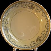 "Haviland & Co. Limoges Arts & Crafts ""English Oatmeal"" Pattern - Set of 6 Fr"