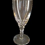 Orrefors Cut Crystal 'Carina' Pattern Wine Glasses - Set of 6