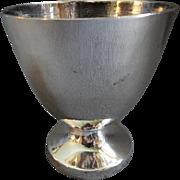 Maciel Silver Factory Mid-Century Sterling Silver Chalice
