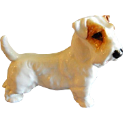 "Royal Doulton ""Dogs of Character Series"" Sealyham Terrier, Standing Position - H. N."