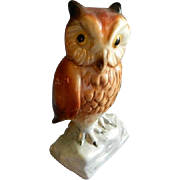 Goebel Owl Bird Figurine