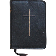 "REDUCED Vintage 1953 ""The Book of Common Prayer"""