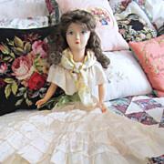 Vintage Boudoir Doll Original