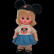REDUCED Vintage 1971 Horsman Disney Mousekateer Doll