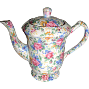 SALE James Kent OLD Chintz Rosanlynde Coffee/Tea Pot