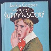 1933 Jackie Cooper Big Little Book Top Condition!