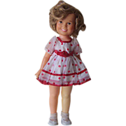 SALE 1972 Ideal Shirley Temple Doll With Original Outfit