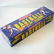 Complete Factory Sealed Set 1991 Fleer Baseball 720 Cards