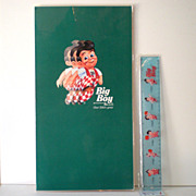 (2) Elias Brothers Big Boy Restaurant Items