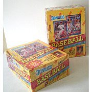 (2)  Factory Sealed Boxes 1991 Donruss MLB Cads 36 Packs