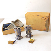 (2) Nice Vintage Ronson Table Lighters