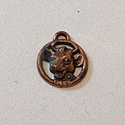 Vintage Advertising Charm Borden Elsie the Cow