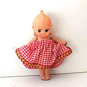 SALE Sweet Vintage Celluloid Kewpie Doll