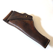 SALE U.S. Leather WWI 1918 Service Revolver Holster
