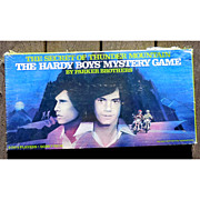 SALE NEVER Opened 1978 Hardy Boys Board Game