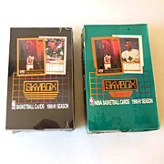 (2) Factory Sealed Boxes 1990-91 Skybox Series I&II