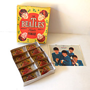 SALE Vintage 1960s Beatles Hair Pomade in Original Box