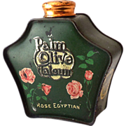 Early 1900s Palmolive Palm Olive Talc Powder Tin