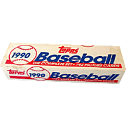 1990 Topps Complete Factory Sealed Set Baseball 792 Cards